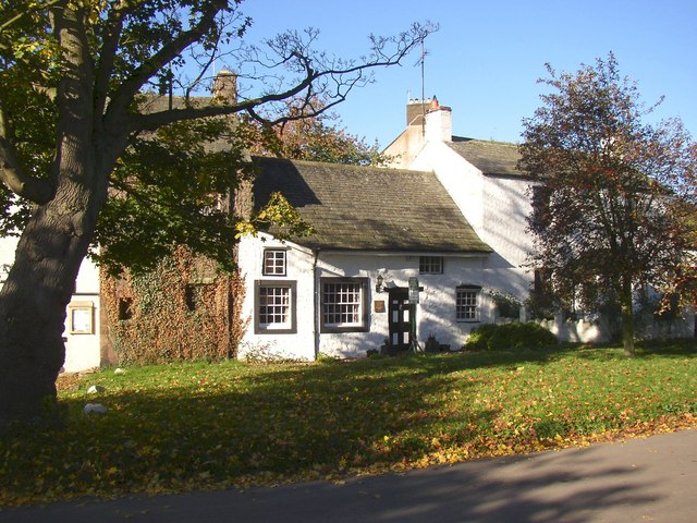 Cottage near the Village Hall, Temple Sowerby