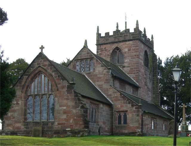 St Peter's Church, Broughton