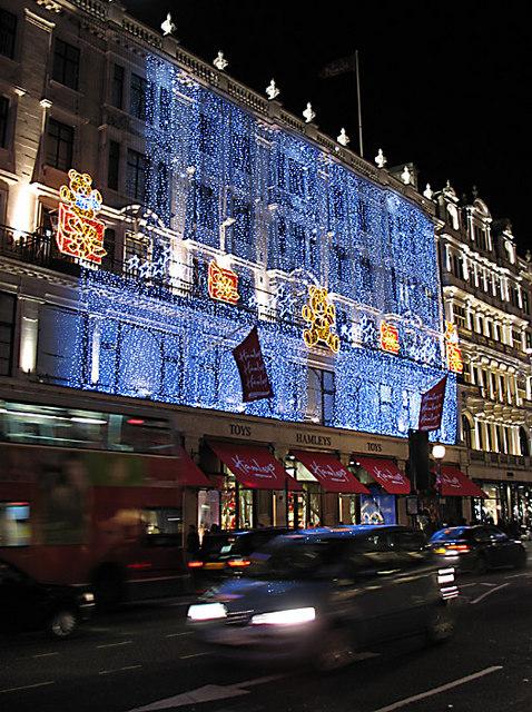 Hamleys, Regent Street