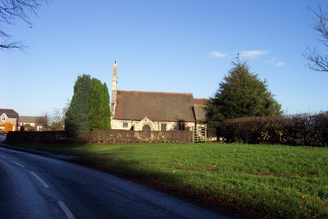 Parish Church of Bilton-In-Ainsty