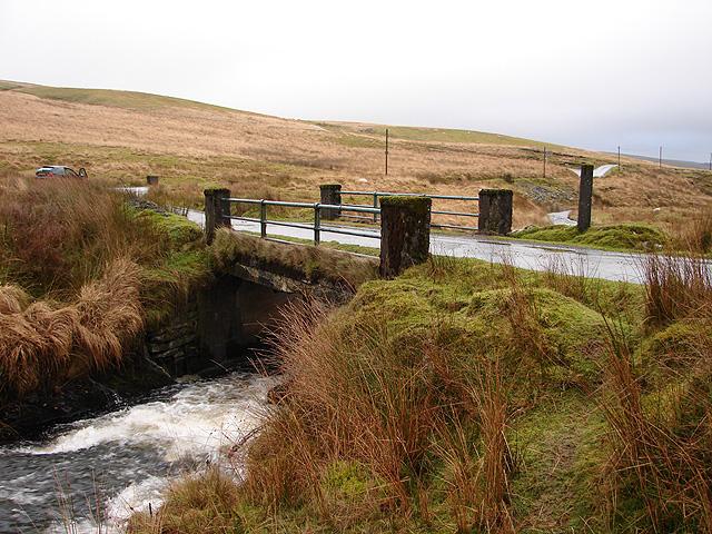 Bridge at Nantymaen