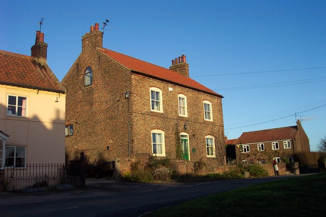 Village house, Whixley