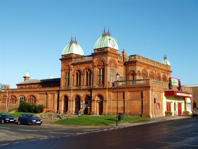 The Pavilion Theatre, Gorleston, Norfolk