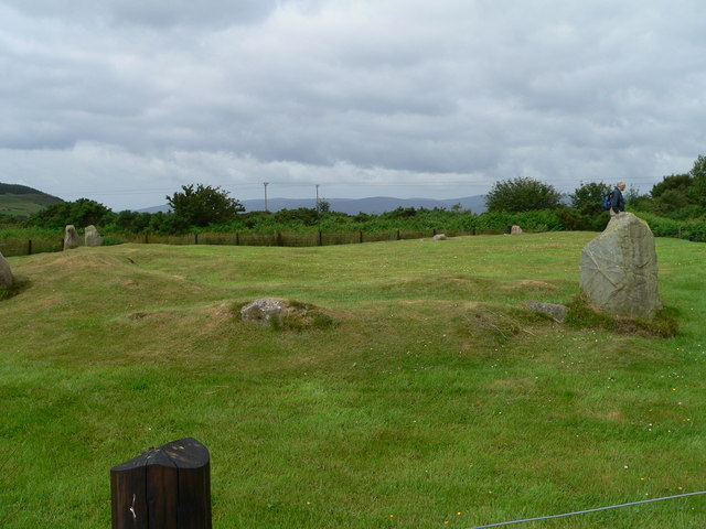Stone Circle, Moss Farm Road, Arran