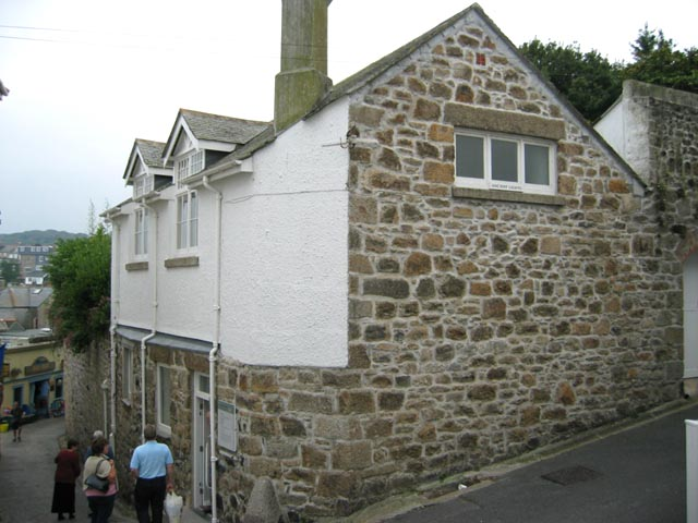 Barbara Hepworth's house, St Ives