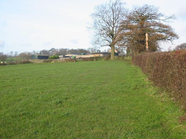 Lower Vicarwood Farm