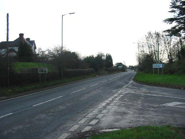 A52 at Mackworth