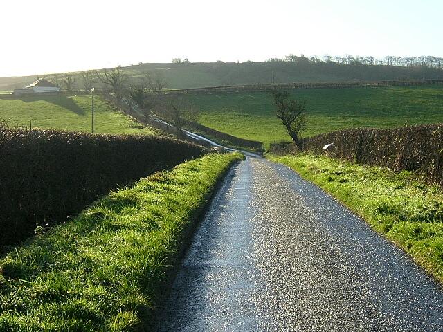 Treeswoodhead Road