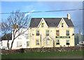 SM9329 : The Jubilee Hotel, Treletert/Letterston by ceridwen
