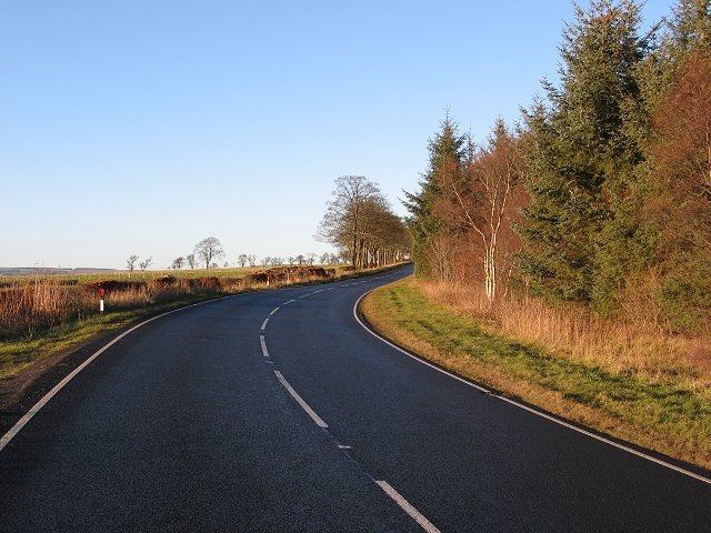 A697, Black Strip.