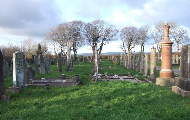 Burial ground, Station Road,Treletert/Letterston