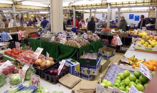 Grimsby Indoor Market