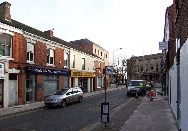 Town Hall Street