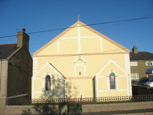 Capel Pant glas Chapel