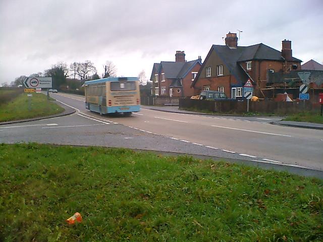 Yeldersley Cross Roads.