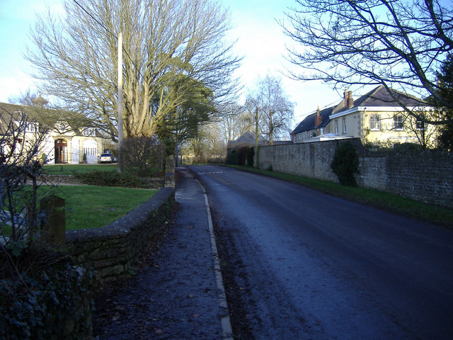West Street, Great Somerford