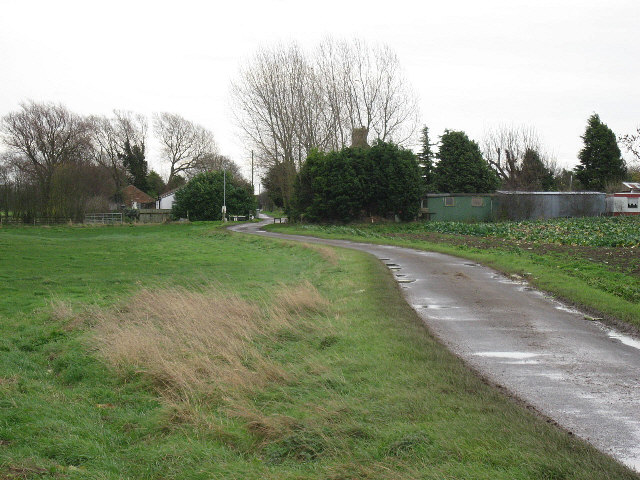 The Road To North Somercotes