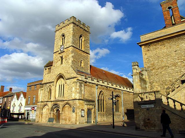 St Nicholas Church in Bridge Street