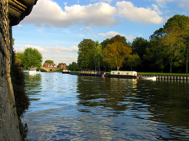 The Thames: Abingdon