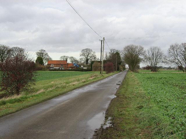 Donna Nook Road