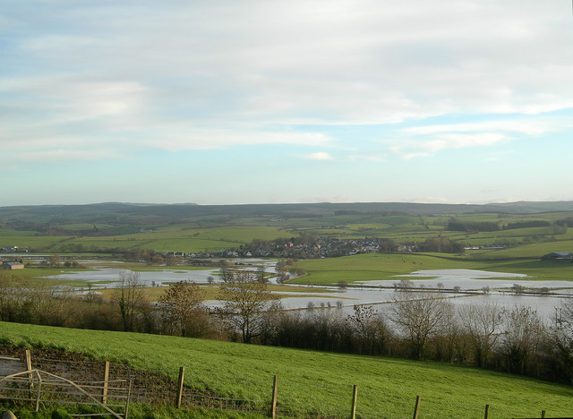 Girvan Valley Floodplain