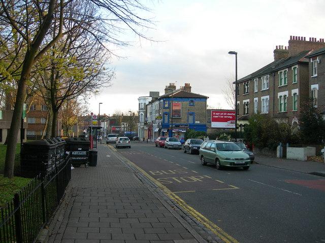 Crouch Hill, N4