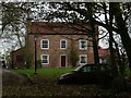 TA1838 : Marton, old School house and former school by Lynne Glazzard