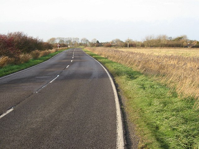 The Road To Saltfleet