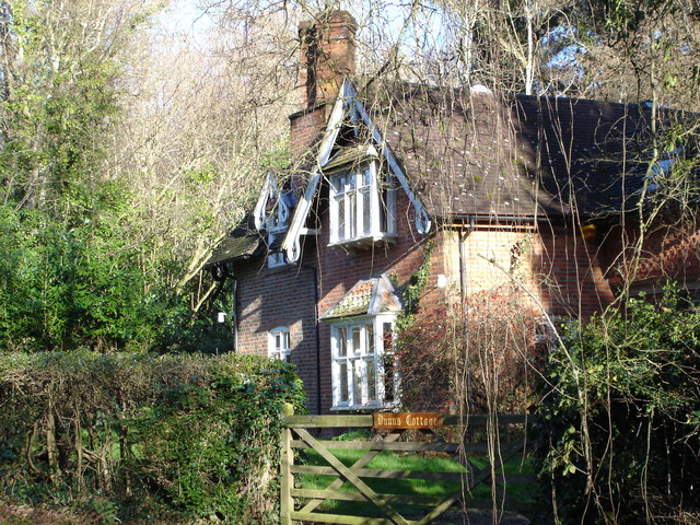 Dunn Cottage at Brook Heath