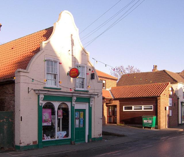 Epworth Post Office