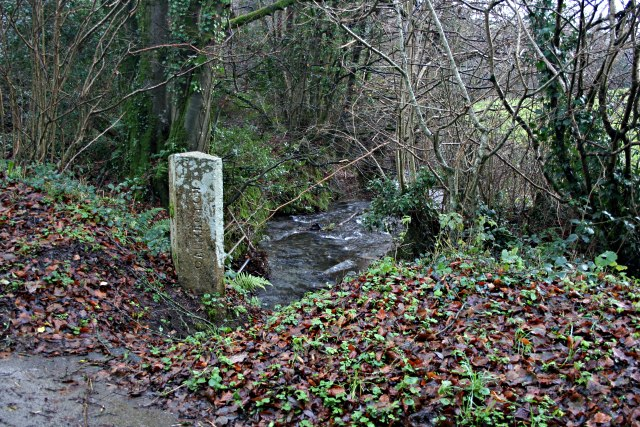 Parish Boundary Stone