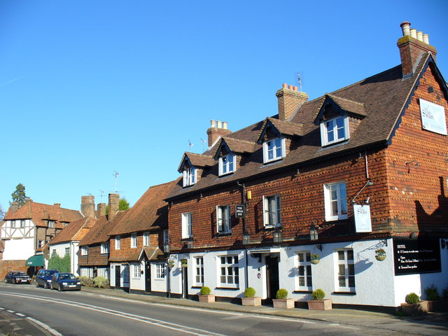 Swan Inn, Chiddingfold