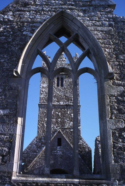 Ross Friary.