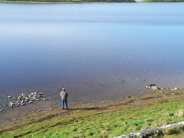 Urlaur Lake.