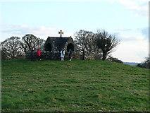 M6698 : Three Altars. by Aiden Clarke