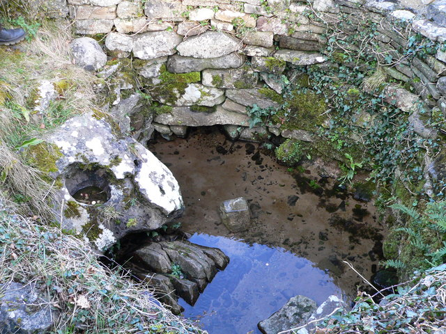 St Attracta's Well.