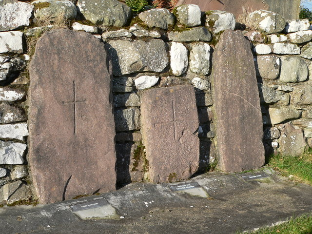 Carrowntemple Cross Slabs.