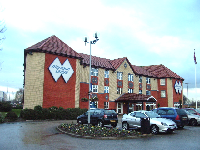 Diamond Lodge Hotel, Belle Vue, Manchester
