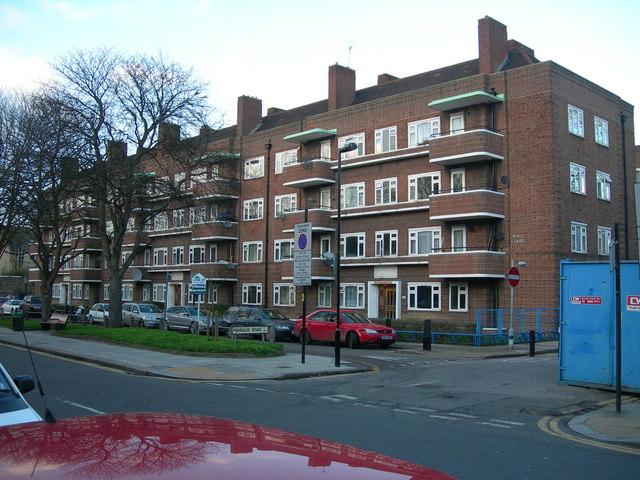 Wall Court, Stroud Green Road, N4