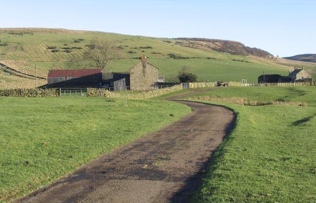 Landshot Farm