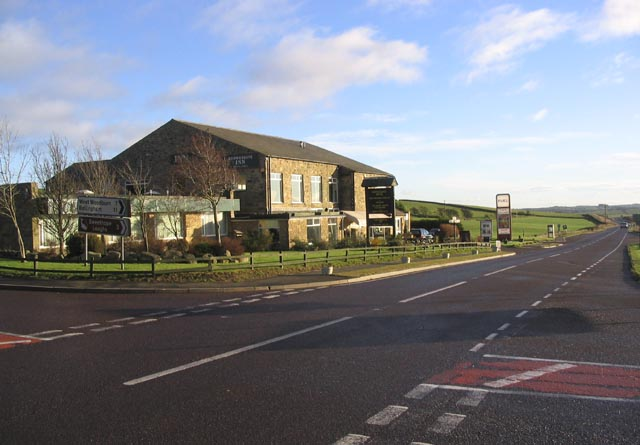 Knowesgate Inn Travel Lodge