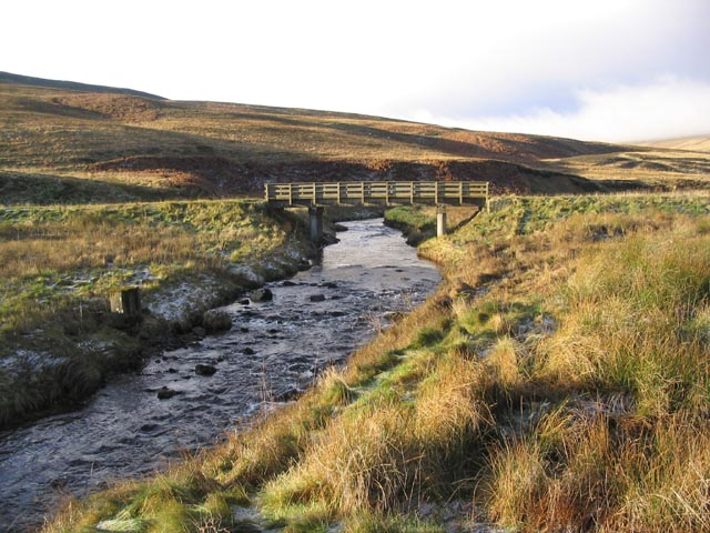Bridge over the River Rede
