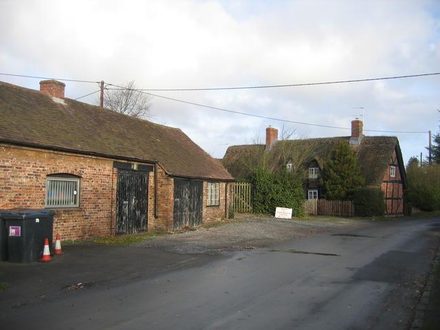 Village smithy