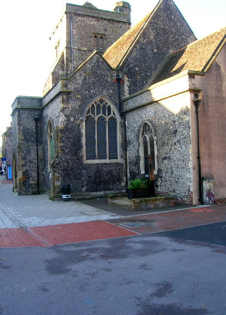 St Thomas a Becket Church, Cliffe High Street