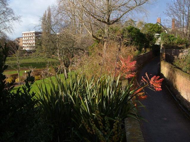 Belmont Park and Jesmond Road, Exeter