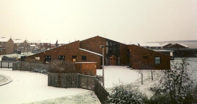 New Hartley First School - December 1995