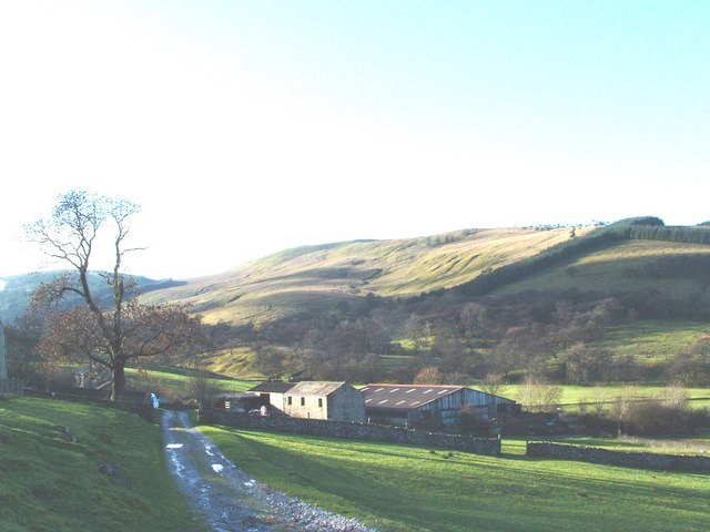 Barns at Raydale House, Raydaleside