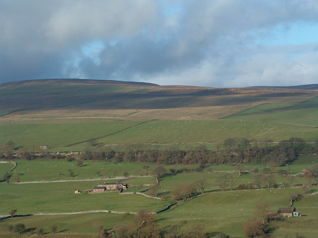 Cote Pasture East, Low Abbotside , Wensleydale