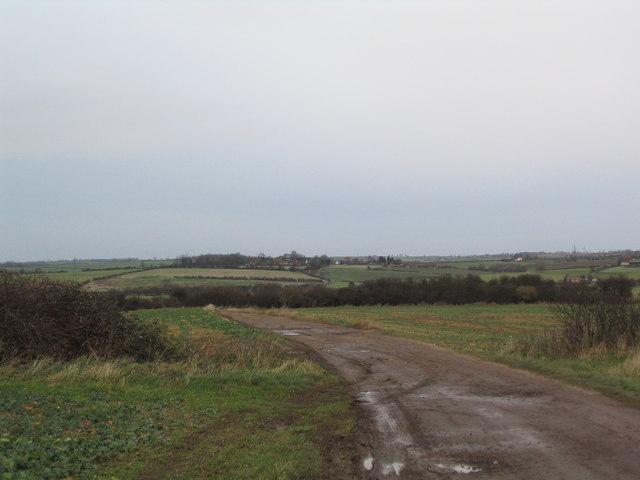 Lag Lane, view north