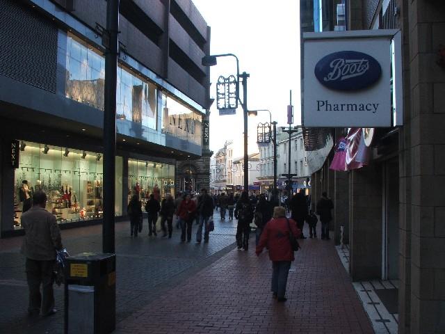 Bond Street, Leeds